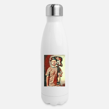Guitarist guitarist - Insulated Stainless Steel Water Bottle