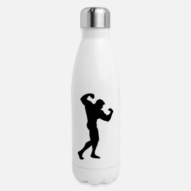 Body Builder Body Builder - Insulated Stainless Steel Water Bottle