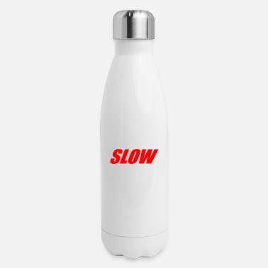Slow SLOW - Insulated Stainless Steel Water Bottle