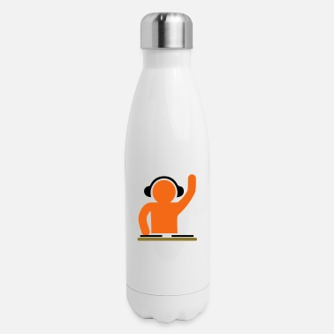 Disk Jockey Disk Jockey DJ Djane - Insulated Stainless Steel Water Bottle