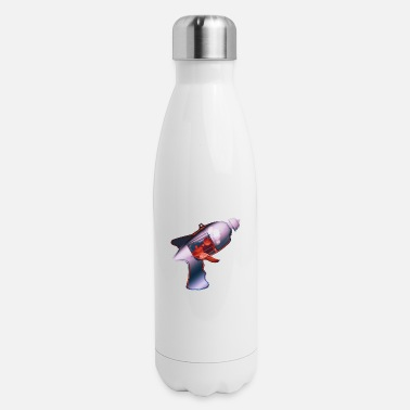 Raygun #2 - Insulated Stainless Steel Water Bottle