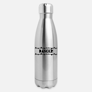 Dangerous Danger - Insulated Stainless Steel Water Bottle