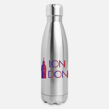London London - Insulated Stainless Steel Water Bottle