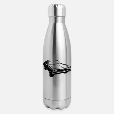 Chevy old car - Insulated Stainless Steel Water Bottle