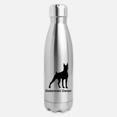 For The Love Dog - Insulated Stainless Steel Water Bottle