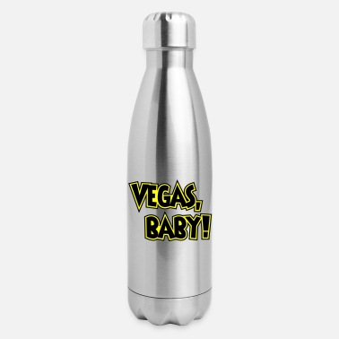Vegas, baby! - Insulated Stainless Steel Water Bottle