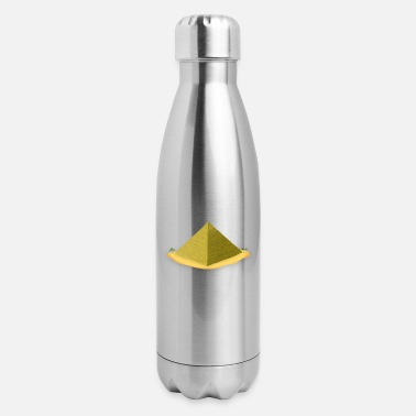 Pyramid pyramid - Insulated Stainless Steel Water Bottle