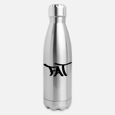 Fat fat - Insulated Stainless Steel Water Bottle