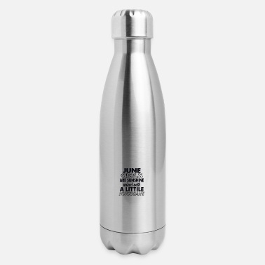 Couples june girls - Insulated Stainless Steel Water Bottle