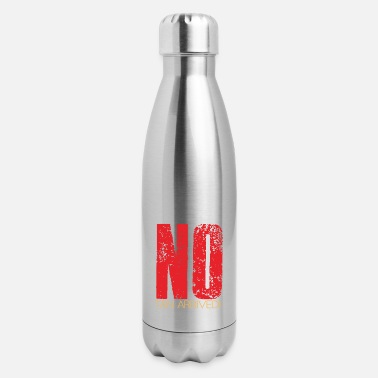 Tanning No Tan - Insulated Stainless Steel Water Bottle