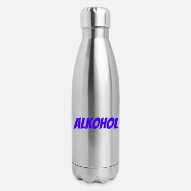 Winemaker May Contain Alcohol Gift - Insulated Stainless Steel Water Bottle