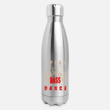 Bass Player Bass Guitarist Bass Player Bass Player - Insulated Stainless Steel Water Bottle
