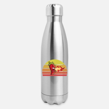 Pod If It's Not Spicy, I'm Not Eating! - Insulated Stainless Steel Water Bottle