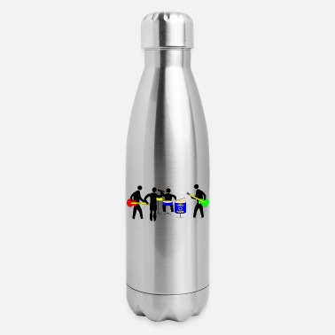 Band band - Insulated Stainless Steel Water Bottle