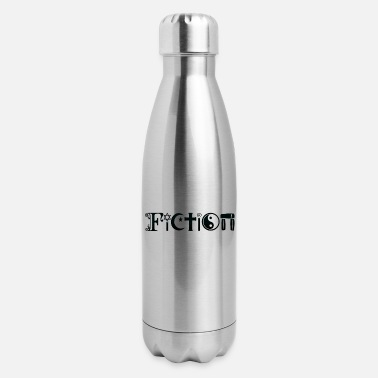 Fiction fiction - Insulated Stainless Steel Water Bottle