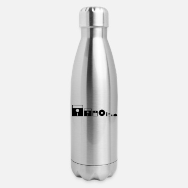 Technology Evolution of Technology - Insulated Stainless Steel Water Bottle