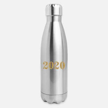 Gold 2020 (Gold) - Insulated Stainless Steel Water Bottle