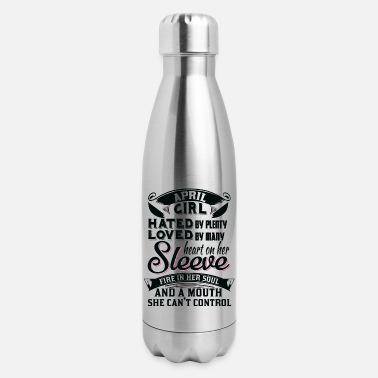 April April Girls..... - Insulated Stainless Steel Water Bottle