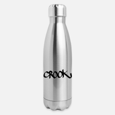 Crook crook - Insulated Stainless Steel Water Bottle