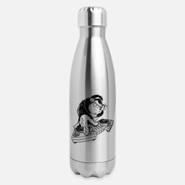 Dj Design monkey Dj design - Insulated Stainless Steel Water Bottle