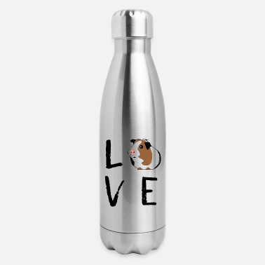 Guinea Pig Guinea Pig Gift Love Guinea Pig Guinea Pig Lovers - Insulated Stainless Steel Water Bottle