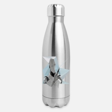 Cyborg cyborg - Insulated Stainless Steel Water Bottle