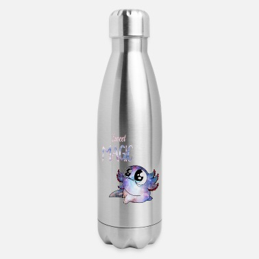sweet magic axolotl salamander baby dragon - Insulated Stainless Steel Water Bottle