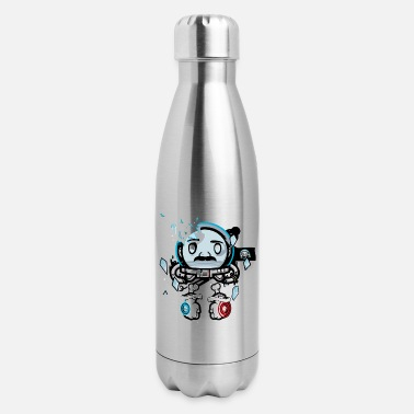 Discovery Discovery or Death - Insulated Stainless Steel Water Bottle
