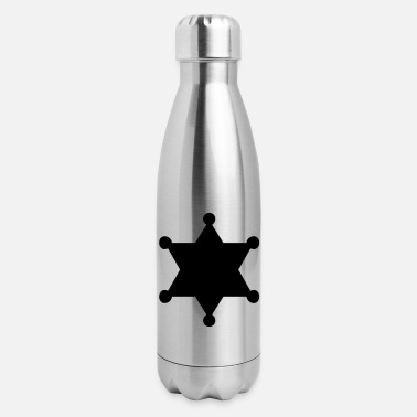 Sheriff Sheriff - Insulated Stainless Steel Water Bottle