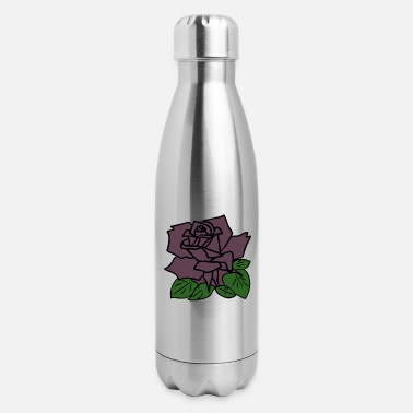 Rose The Rose - Insulated Stainless Steel Water Bottle