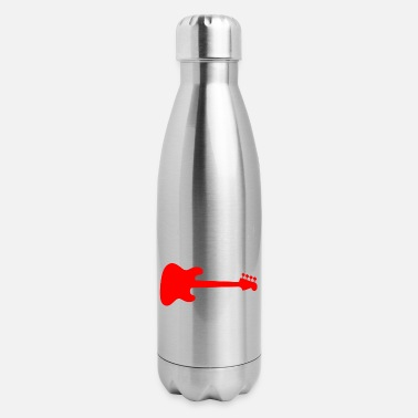 Roll ROCK AND ROLL - Insulated Stainless Steel Water Bottle