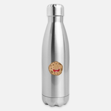 Sleeping Cookie the delicious cookie - Insulated Stainless Steel Water Bottle