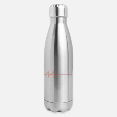Power The Power - Insulated Stainless Steel Water Bottle