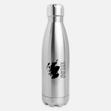 Scotland scotland - Insulated Stainless Steel Water Bottle