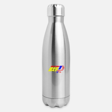 Initial D Initial D USA - Insulated Stainless Steel Water Bottle