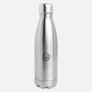 funny - Insulated Stainless Steel Water Bottle