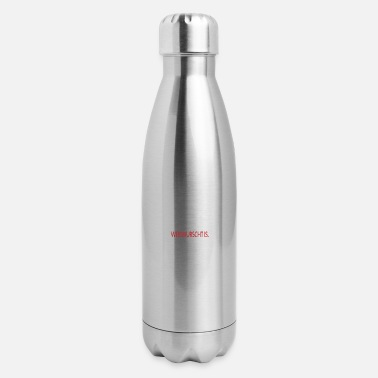 Bavarian Weisswurscht home Bavaria gift - Insulated Stainless Steel Water Bottle