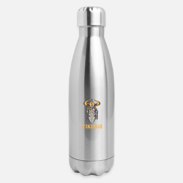 Europe Vikings Vikings Odin Nordic Scandinavia - Insulated Stainless Steel Water Bottle