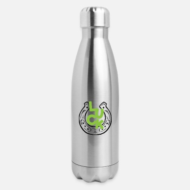 Luck Luck - Insulated Stainless Steel Water Bottle