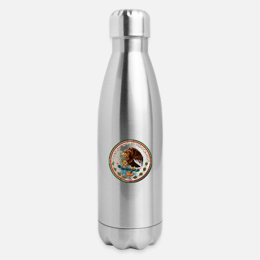Mexicano ESTADOS UNIDOS MEXICANOS - Insulated Stainless Steel Water Bottle