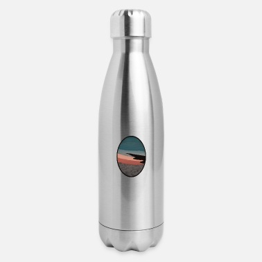 Above The Clouds above the clouds - Insulated Stainless Steel Water Bottle