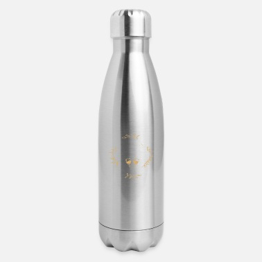 Moselle Champagne glass gewurztraminer moselle orvieto - Insulated Stainless Steel Water Bottle