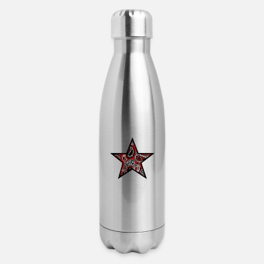 GHETTO STAR - Insulated Stainless Steel Water Bottle