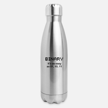 Binary Binary - Insulated Stainless Steel Water Bottle