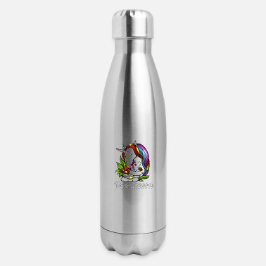 Image Mamacorn, Funny Image, Cartoon Image - Insulated Stainless Steel Water Bottle