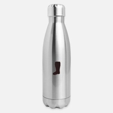 Boot Girl Boot - Insulated Stainless Steel Water Bottle