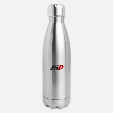 Initial D DSM17 053 initial D - Insulated Stainless Steel Water Bottle