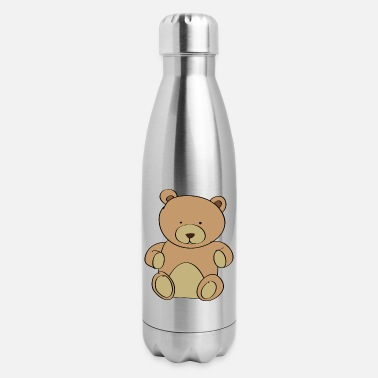 Teddy Bear teddy bear - Insulated Stainless Steel Water Bottle