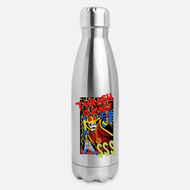 Thrash Thrash King - Insulated Stainless Steel Water Bottle