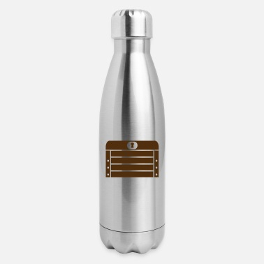 Treasure treasure - Insulated Stainless Steel Water Bottle